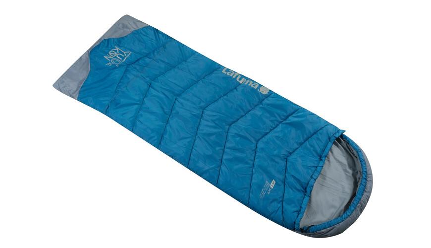 Lafuma Yukon 0 XL Slaapzak en Inlet blauw